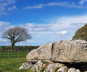Blog lligwy burial chamber