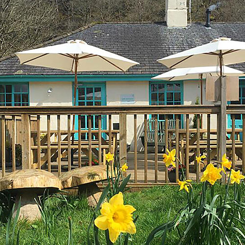 Conwy Falls Cafe