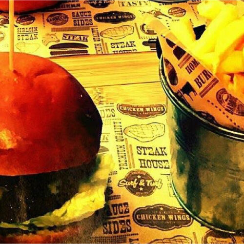 Tom's Hamburger House