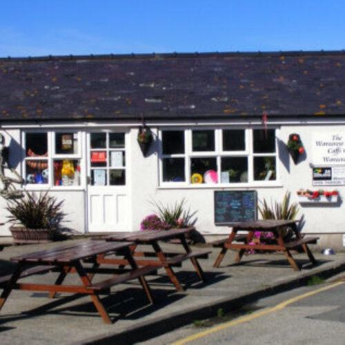 The Wavecrest Cafe