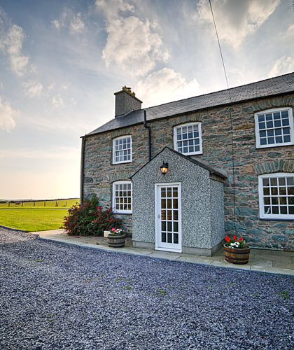 Borthwen farmhouse