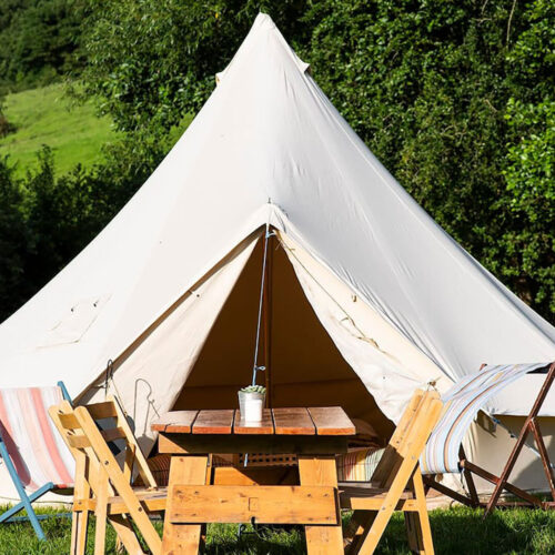 Luxury Family Bell Tent