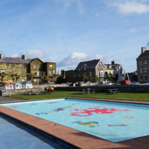 Beaumaris Paddling Pool