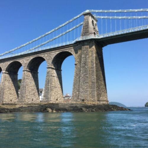 Britannia & Menai Bridges