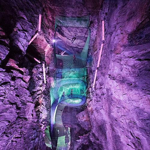 Zip World Caverns